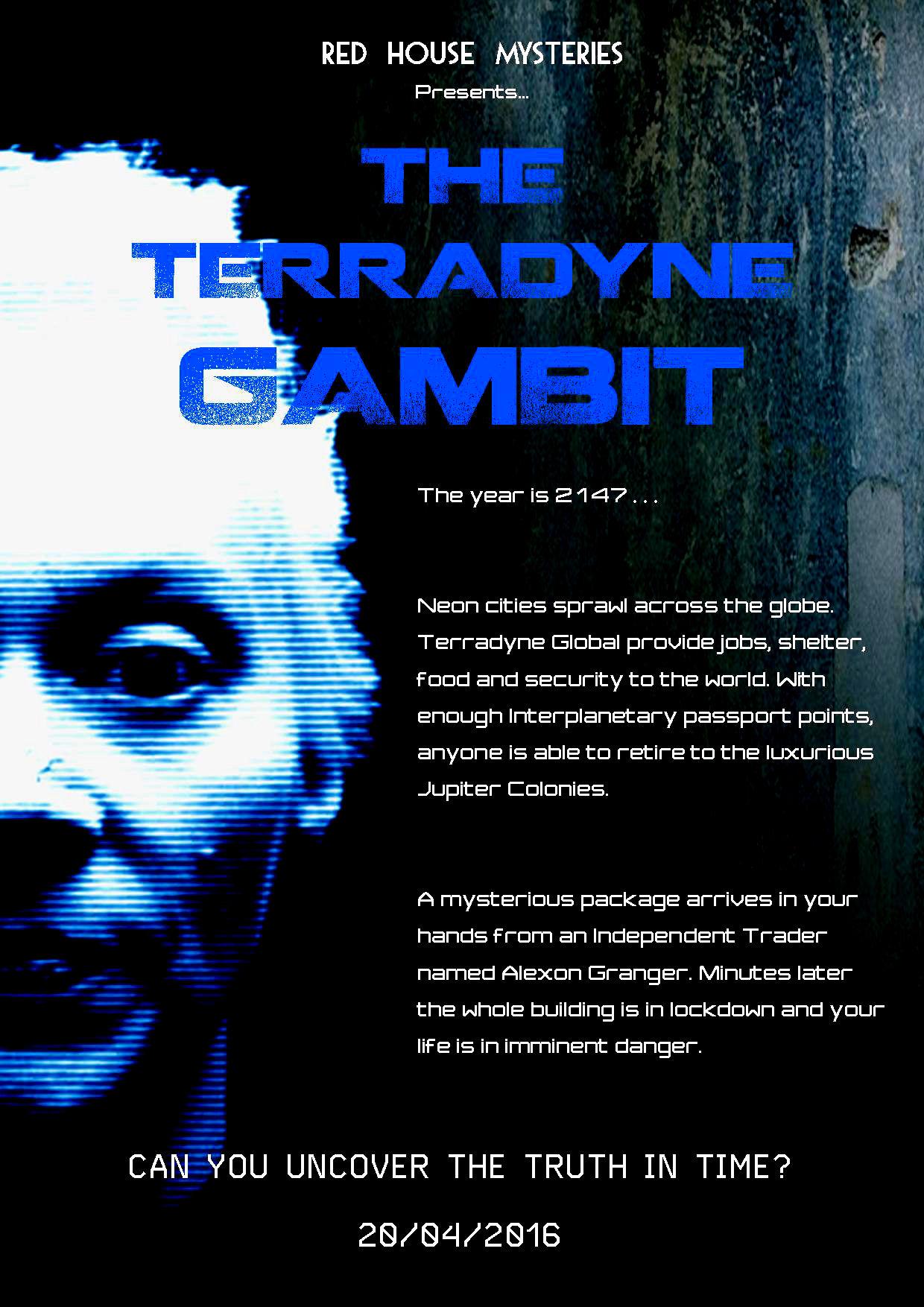 Terradyne poster