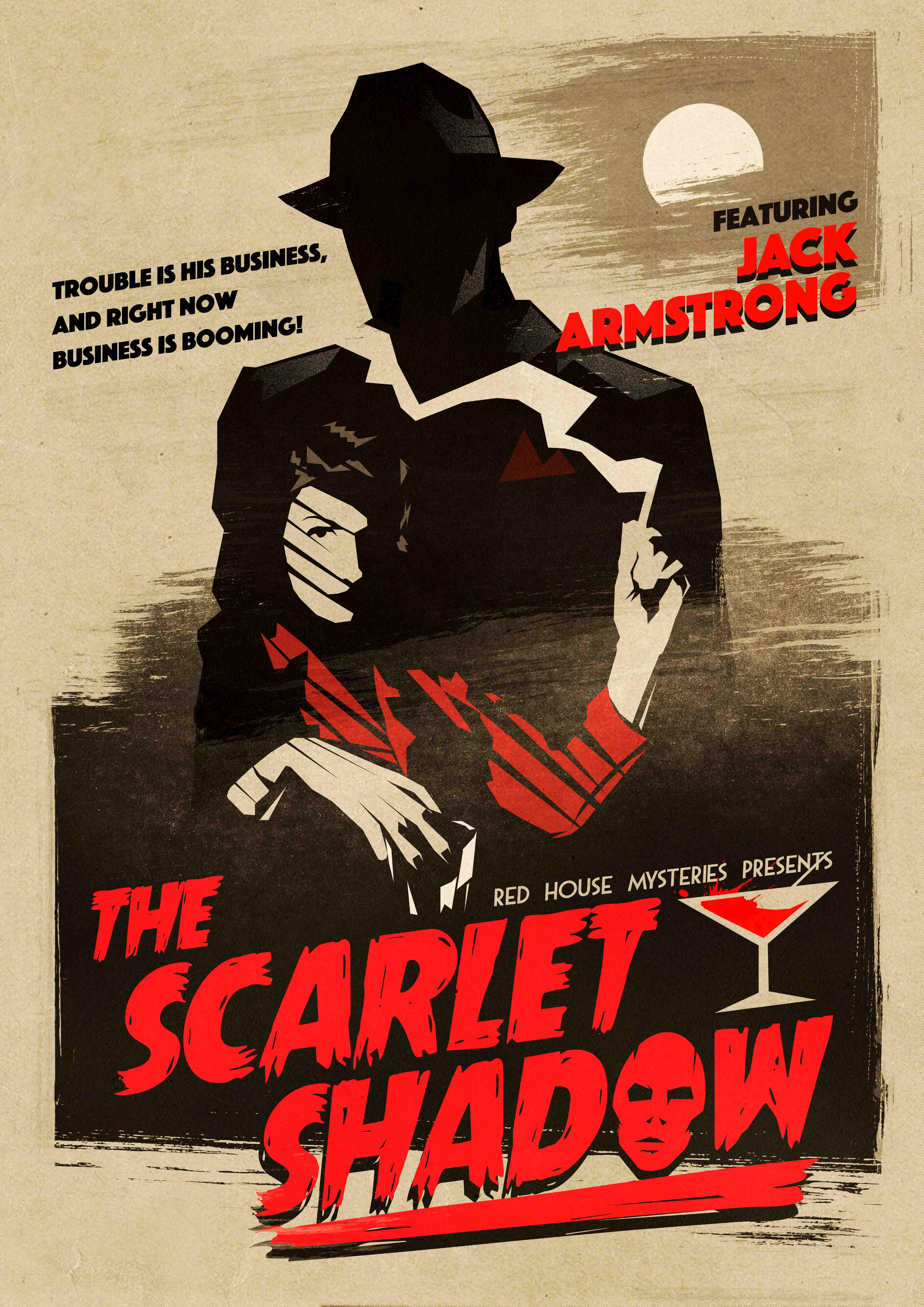 The Scarlet Shadow